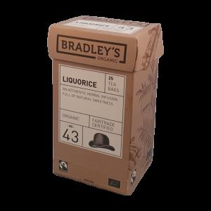 Bradley's liquorice