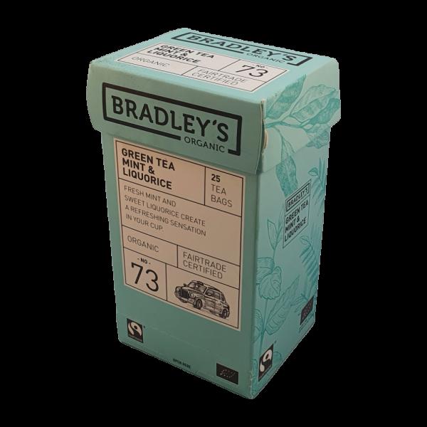 Bradley's english blend